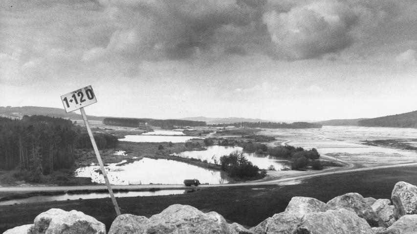 50 Jahre Fränkisches Seenland: Vom Ackerland zum Wasserspielplatz