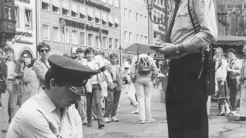 Als Tschernobyl 1986 auch Nürnberg erreichte