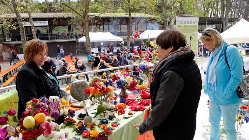 Ressort: Herzogenaurach..Foto: Edgar Pfrogner..Motiv: Festplatz Weihersbach, Ökofest Herzogenaurch..Datum: 24.04.16