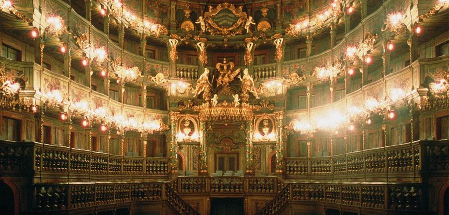 Vorhang auf! Theater und Opernhäuser in Franken