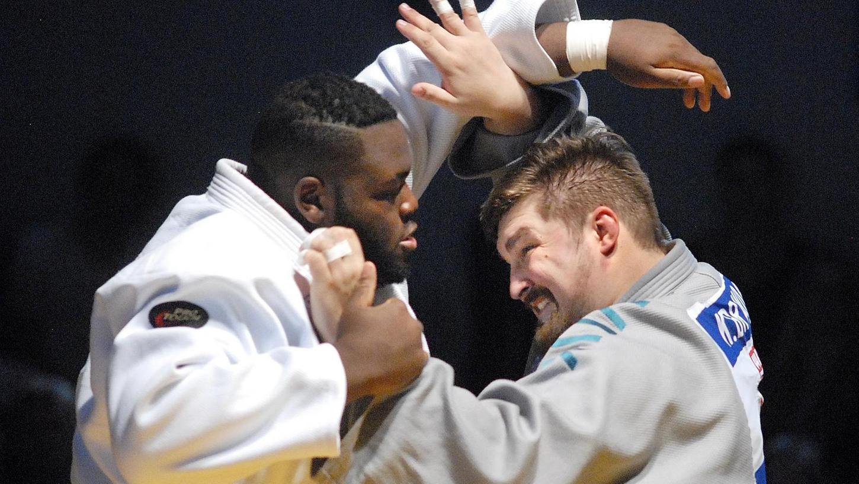 Gute Figur gemacht: Die Erlanger Judoka haben sich gegen Ettlingen gut verkauft. Kai Brandes (re.) holte einen Sieg und ein Unentschieden für den TV 48.