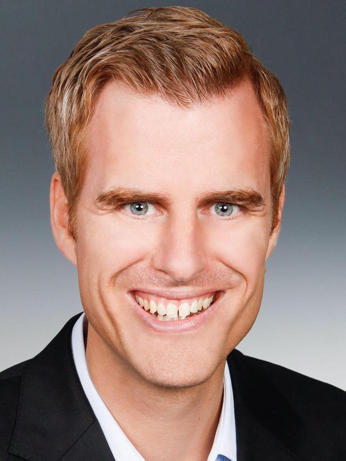 """Geschäftsführer von """"Start up Teens"""": Hauke Schwiezer."""