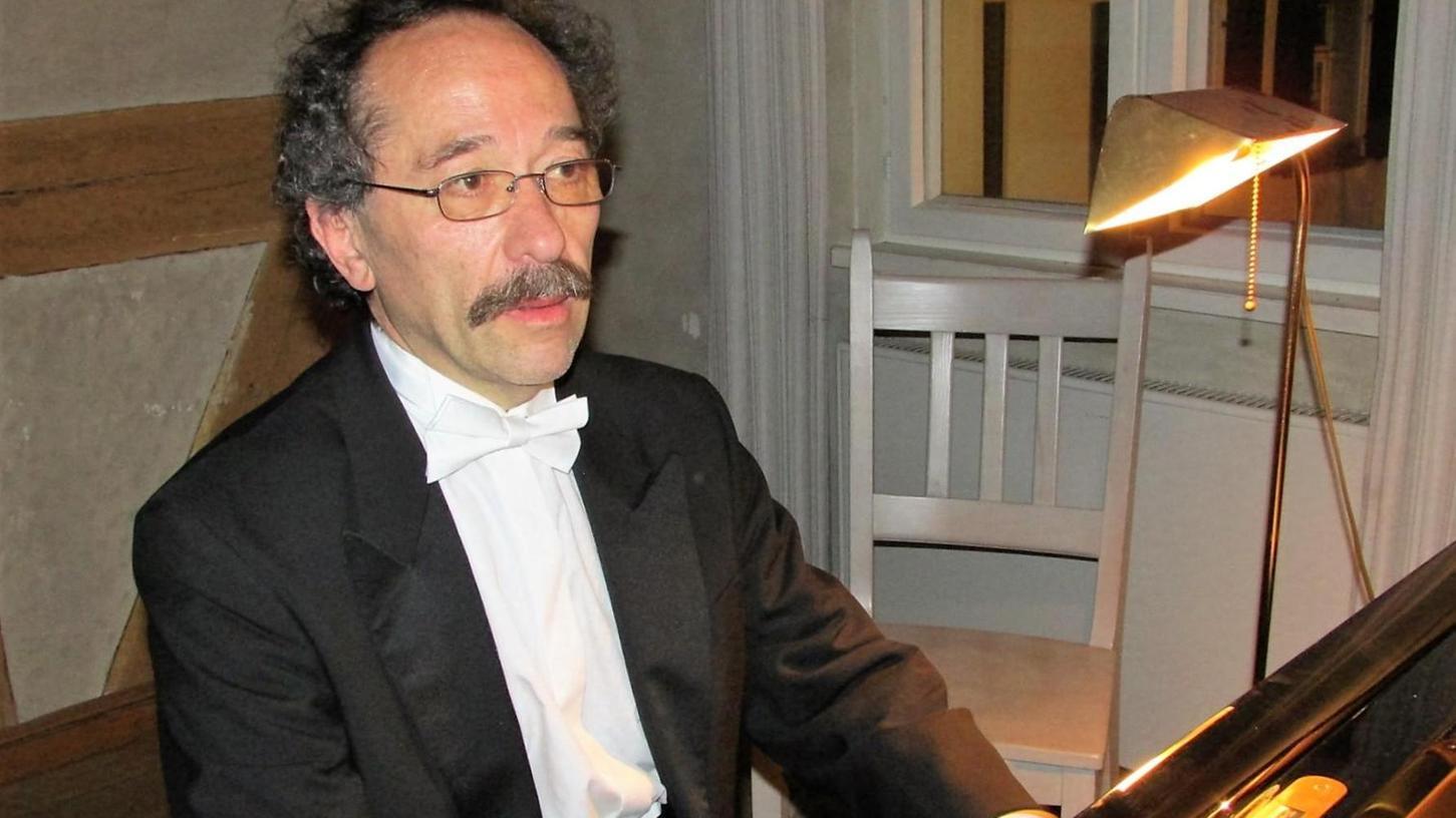 Der in Argentinien geborene Leopoldo Lipstein gilt als technisch hervorragender Pianist. Sein Konzert hätte mehr Zuhörer verdient gehabt.
