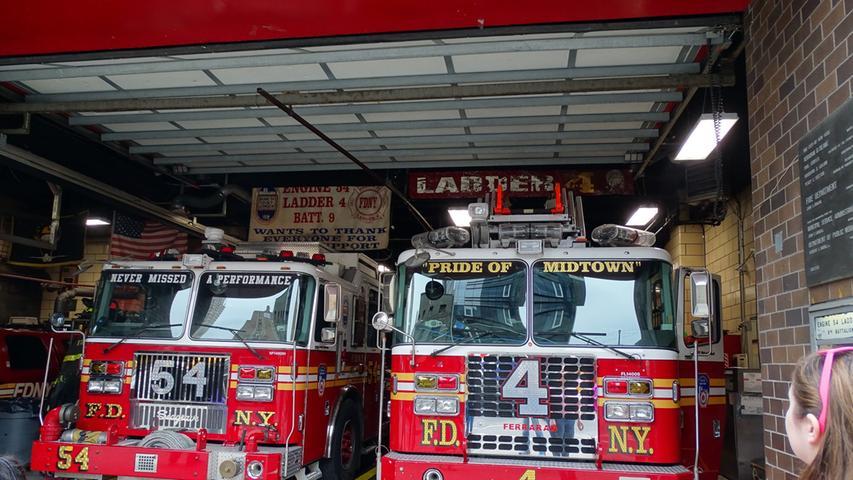 Engine 54 und Ladder 4, der