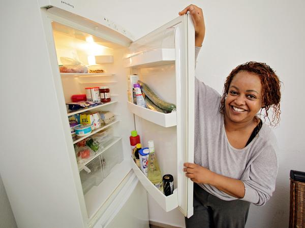 """RESSORT: samson..DATUM: 20.05.16..FOTO: Michael Matejka ..MOTIV: Äthiopierin  Hana Abraham für die neue Ernährungsserie...ANZAHL: 1 von 10..""""Veröffentlichung  nur nach vorheriger Vereinbarung"""""""