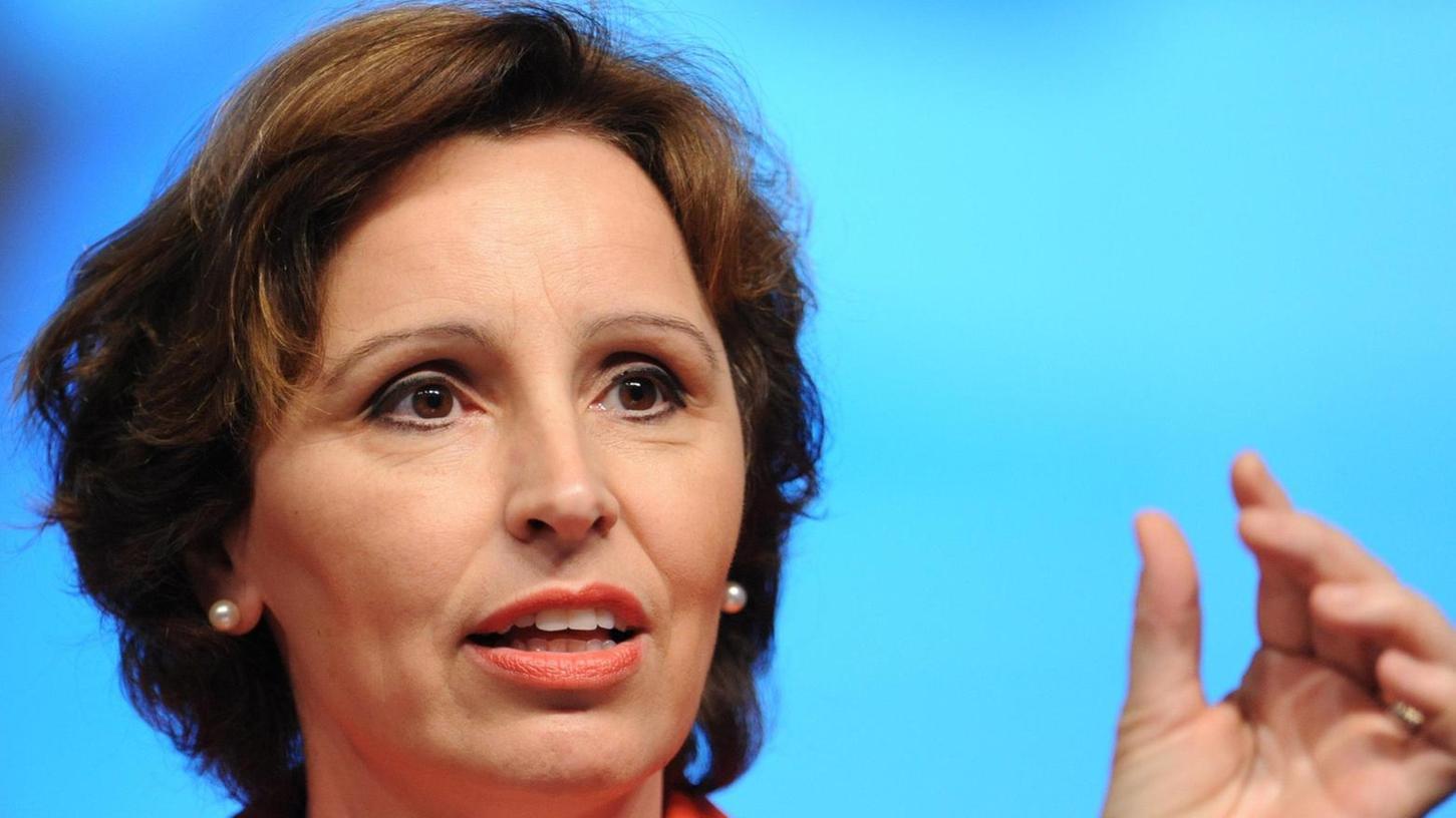 Ex-Sozialministerin Christine Haderthauer.
