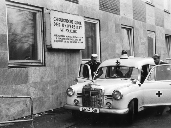 SamSon: 200 Jahre Uniklinik Erlangen