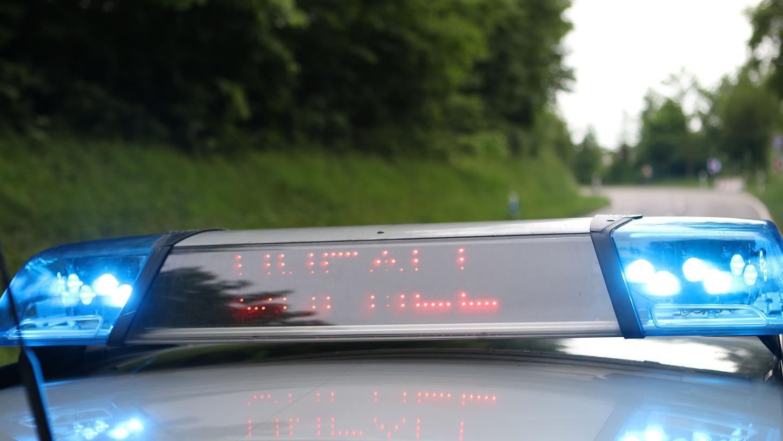 Eine Fahrerflucht bearbeitet die Polizei Forchheim gerade.