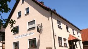 Das Brauerei-Gasthaus Gradl in Leups.