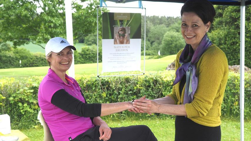 Golfen für den guten Zweck: Benefiz-Turnier in Pottenstein