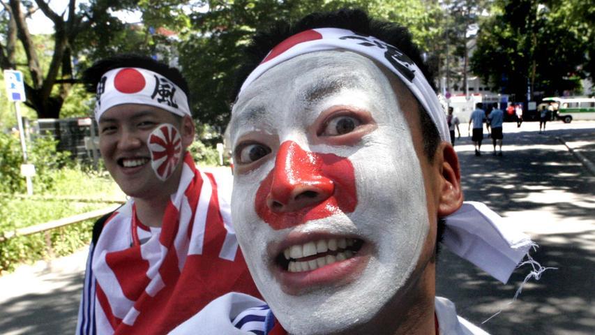 Foto: Eduard Weigert..WM 2006 WMNürnberg..Japan - Kroatien....