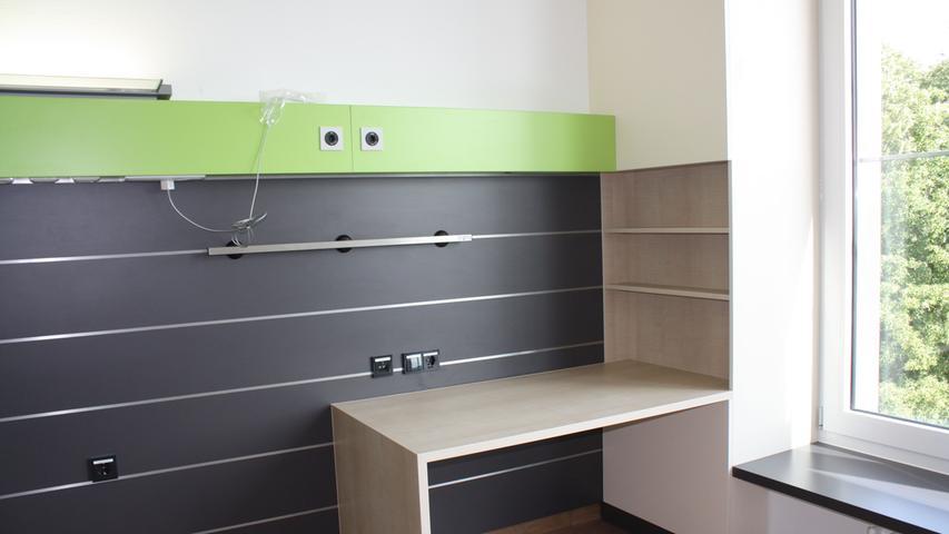Dreibett-Zimmer gehören ab 2019 am Klinikum Gunzenhausen der Vergangenheit an.