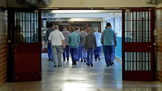 In den unterirdischen Tunneln zwischen Gericht und Gefängnis