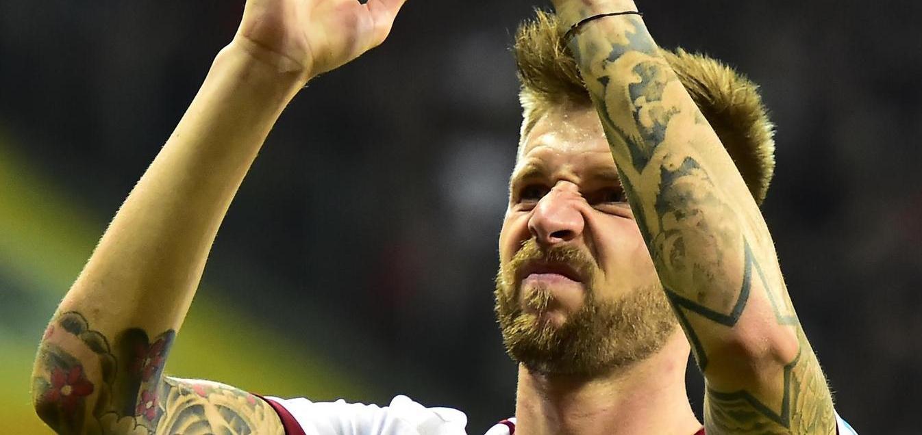Guido Burgstaller wurde von René Weilers Wechsel nach Anderlecht überrascht, ist deshalb aber keineswegs verschnupft.