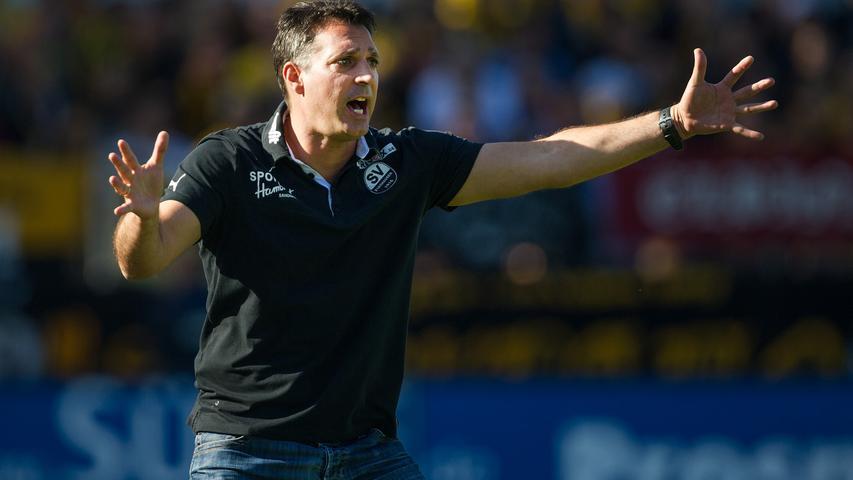 Schwartz zum FCN: Neuer Coach mit Zweitligaqualitäten