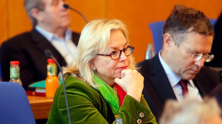 CSU-Stadträtin Barbara Regitz ist begeistert: