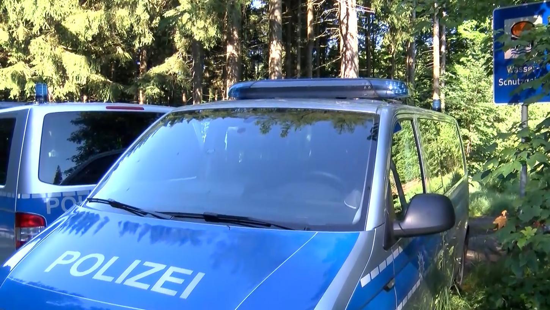 Gibt es neue Erkenntnisse im Fall Peggy? In einem Waldstück in Thüringen fand ein Pilzsammler Teile eines Skeletts.