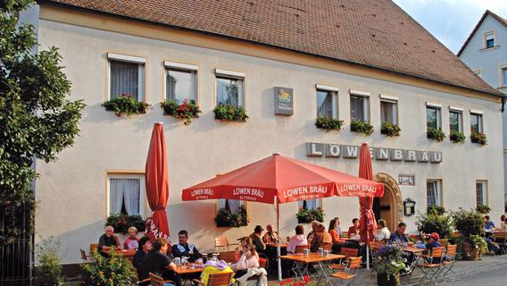 Brauereigaststätte Löwenbräu