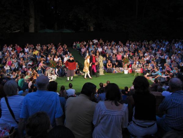 Münchner Sommertheater für Samson