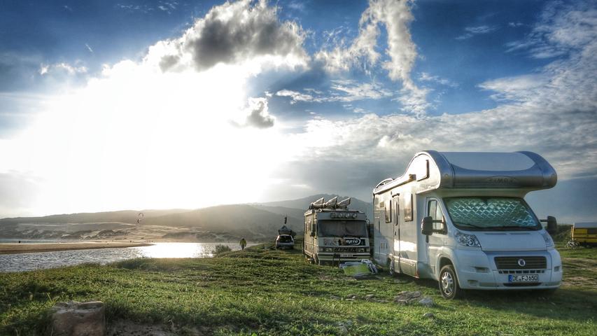 Wohnmobilurlaub in Andalusien