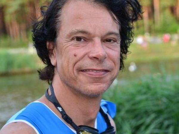 Hat in Erlangen mit dem Triathlon begonnen: Hans Michel.