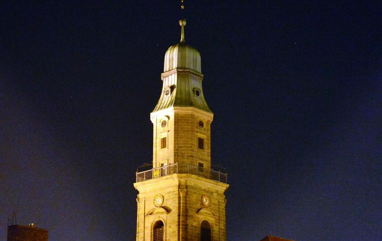 Das nächtliche Geläut der Hugenottenkirche empfindet manch einer als Ruhestörung.