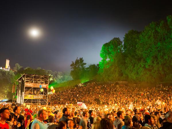 SamSon: Taubertal-Festival