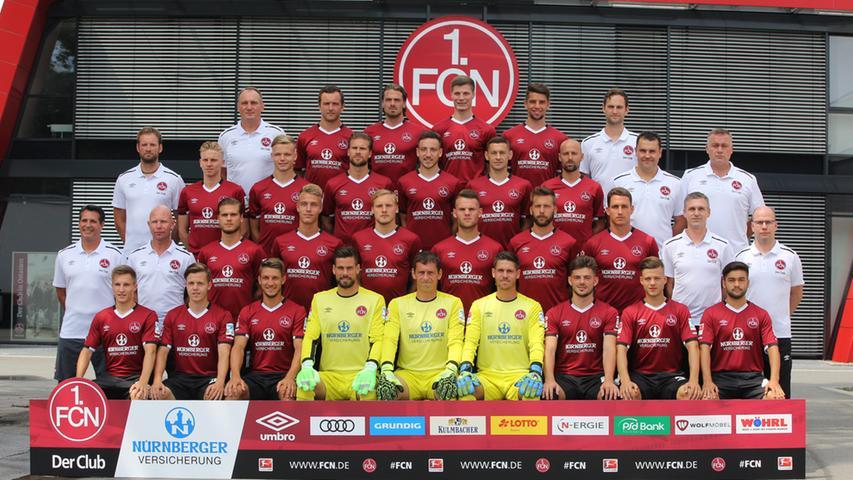 Schwartz' Sammlung: Der Club-Kader für die Saison 2016/17
