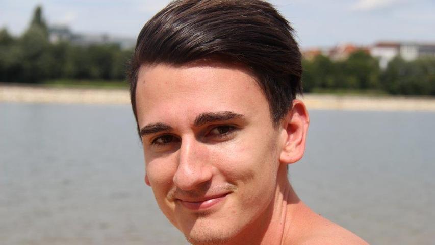 Pascal Dürrenberg, 23, Eckental: