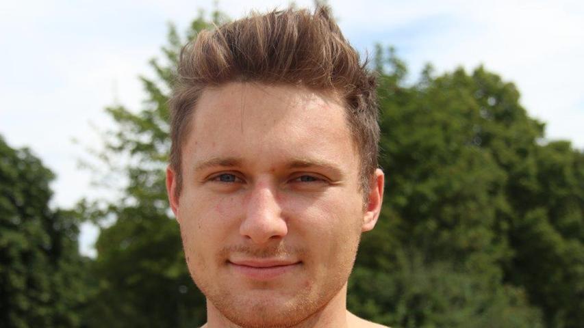 Leon Hübner, 21, Nürnberg: