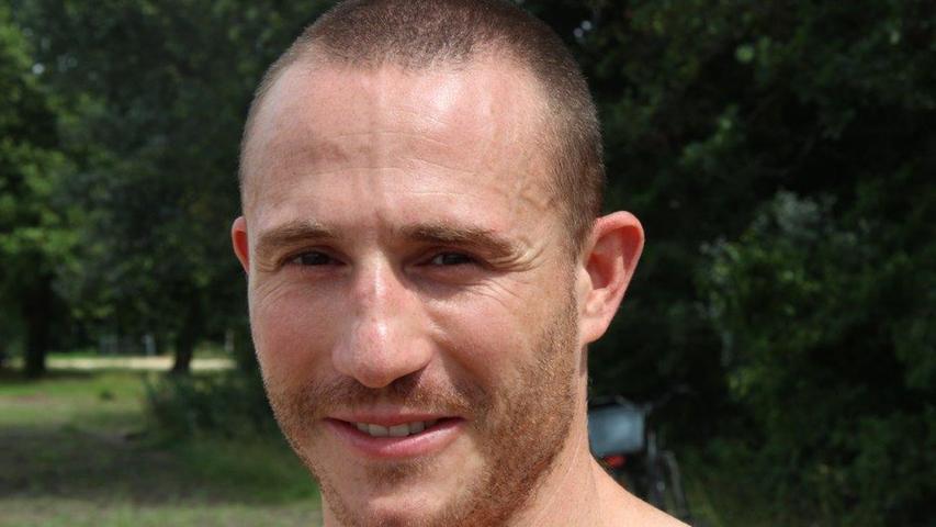Florian Rietzler, 31, Nürnberg: