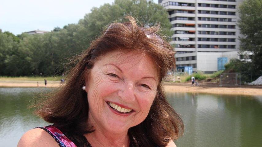 Erna Betzelt, 66, Erlangen: