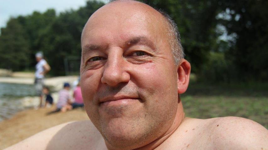 Gerhard Marksteiner, 49, Nürnberg: