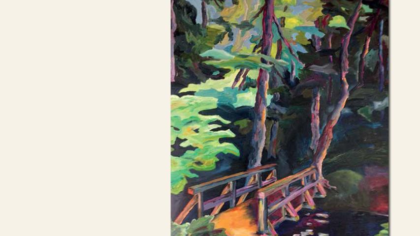 geb. 1960 in Lauf a.d.Pegn. lebt in Lauf Auf in die Pilze! 92 x 73 cm Ölbild