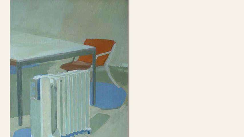 geb. 1973 Stadt Brandenburg a.d. Havel lebt in Nürnberg Winter (2015) 50 x 35 cm Eitempera auf Nessel