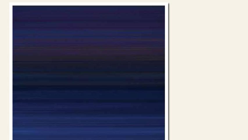 geb. 1971 in Seoul, Südkorea lebt in Lauf ohne Titel (2014) 100 x 100 cm Acryl auf Leinwand