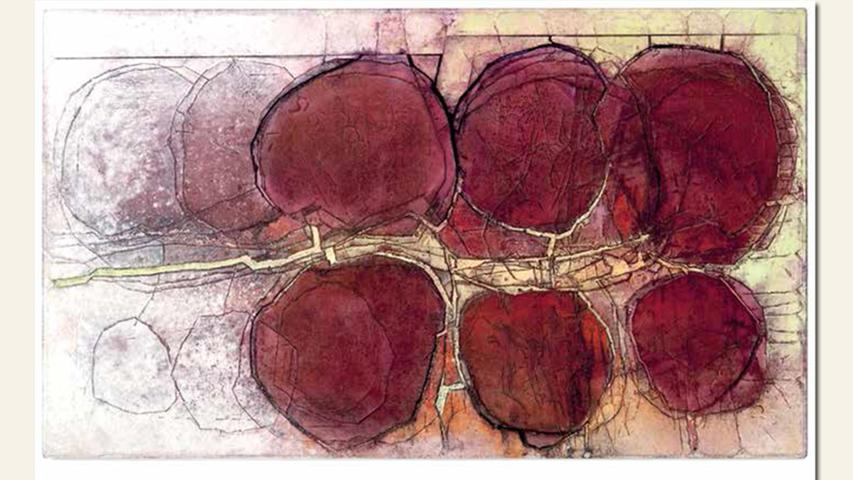 geb. 1966 in Erlangen lebt in Untermerzbach Essence of growth 2 (2016) 100 x 170 cm Öl auf Holz
