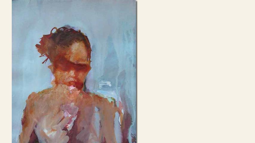 geb. 1959 in Erlangen lebt in Erlangen Claudia (2016) 38,5 x 28 cm Tusche, Tinte auf Papier