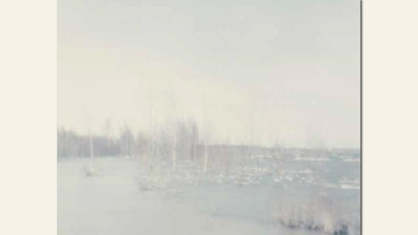 geb. 1985 in Plauen lebt in Nürnberg Belantis #1 (2013) 86 x 70 cm Lasuren auf Archivpapier