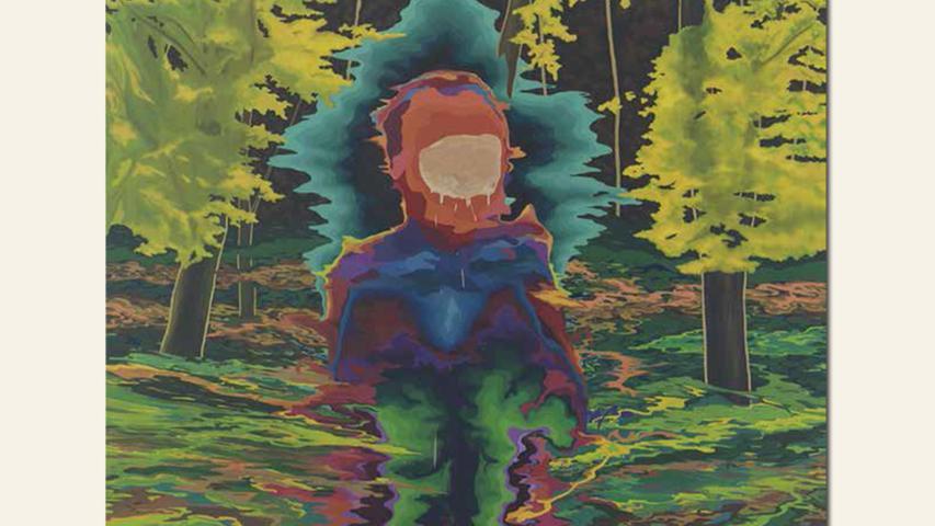 geb. 1981 in Südkorea lebt in Nürnberg ohne Titel (2016) 145 x 195 cm Öl auf Leinwand nominiert vom Preisstifter