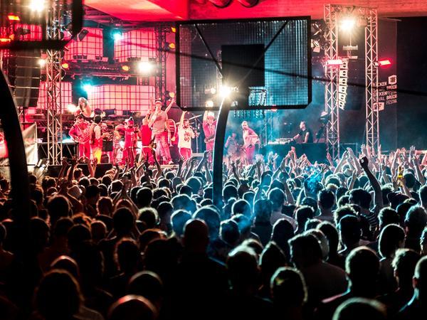 Brückenfestival am 12. und 13. August in Nürnberg.