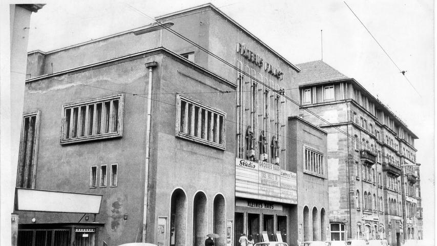 1952 wurde der Kinobetrieb mit 410 Plätzen unter dem alten Namen wieder aufgenommen.