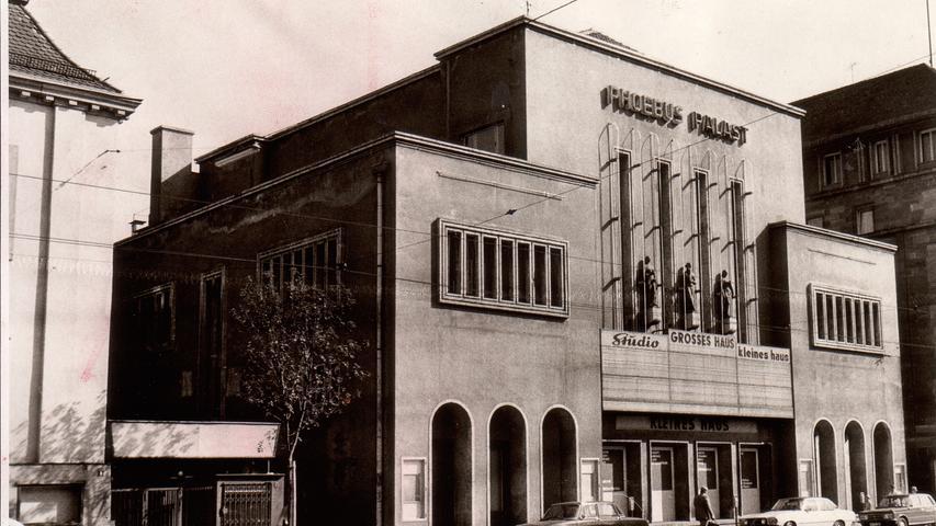 Doch auch dieses Lichtspieltheater fiel dem einsetzenden Kinosterben zum Opfer. Es wurde am 30. Mai 1972 geschlossen und musste dem Neubau einer Bank weichen.