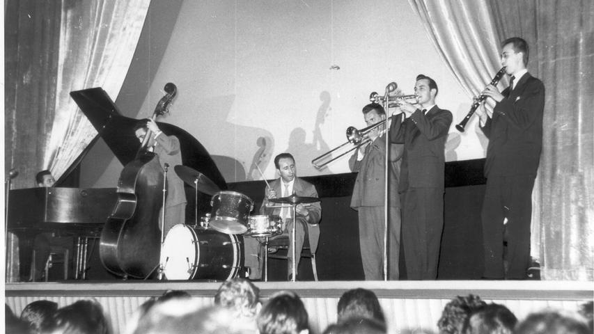 Im LuLi fanden auch Jazzkonzerte statt. Das 1912 gegründete Lichtspielhaus war in den 50er Jahren...