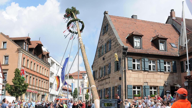 Die Zirndorfer Kirchweih wird dieses Jahr nicht stattfinden.