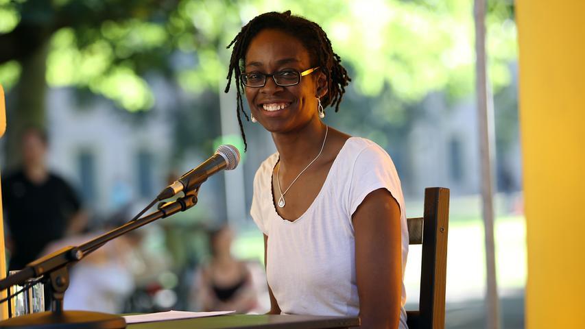 Traumhafter Literatursommer beim 36. Erlanger Poetenfest