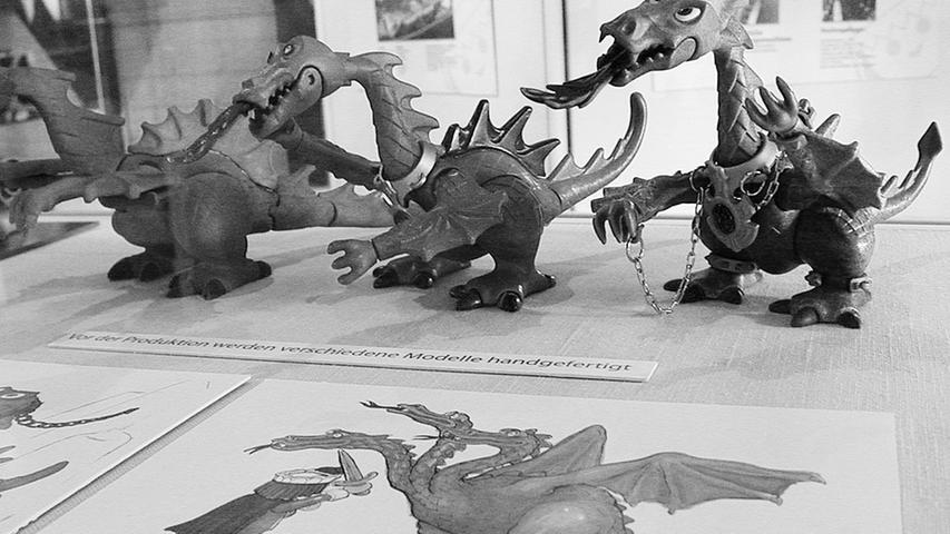 ...von Tieren aller Arten, Feen und Drachen ganz zu schweigen. Der Playmobil-Welten sind von real bis fantastisch keine Grenzen gesetzt.