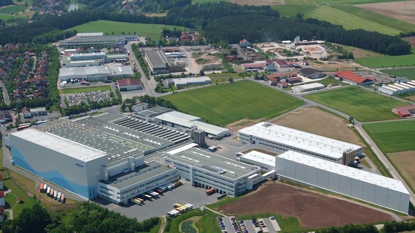 Der Konzern beschäftigt weltweit rund 4600 Mitarbeiter, davon über 2400 in Deutschland. Produziert wird im mittelfränkischen Dietenhofen (Bild), im oberfränkischen Selb, auf Malta, in Spanien und in Tschechien. Mit der Marke Playmobil wurde im Kalenderjahr 2020 ein weltweiter Umsatz von 659 Mio. Euro erzielt.