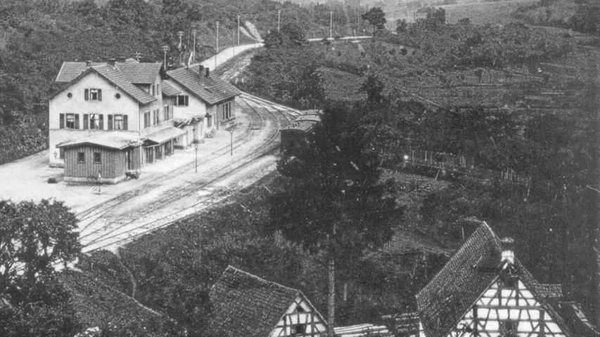Eine Expressreise durch die Geschichte der Gräfenbergbahn