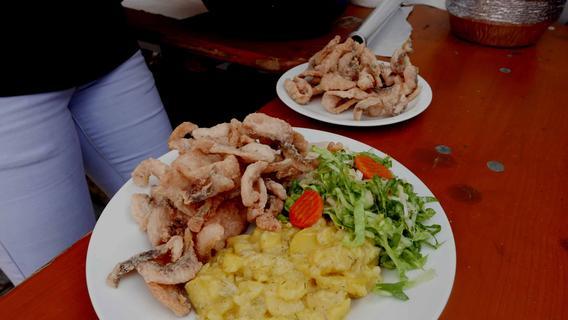 Kulinarische Schmankerln beim KarpfenMarktPlatz